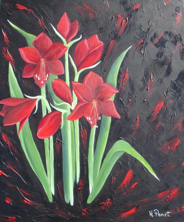 Modele de peinture acrylique sur toile pour debutant - Modele peinture acrylique debutant ...