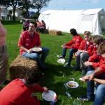 9 les scouts et le barbecue
