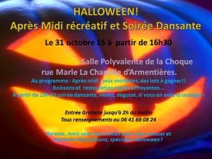 Soirée Dansante HALLOWEEN15