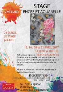 Stage raffinement japonais