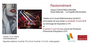 invitation expo concert